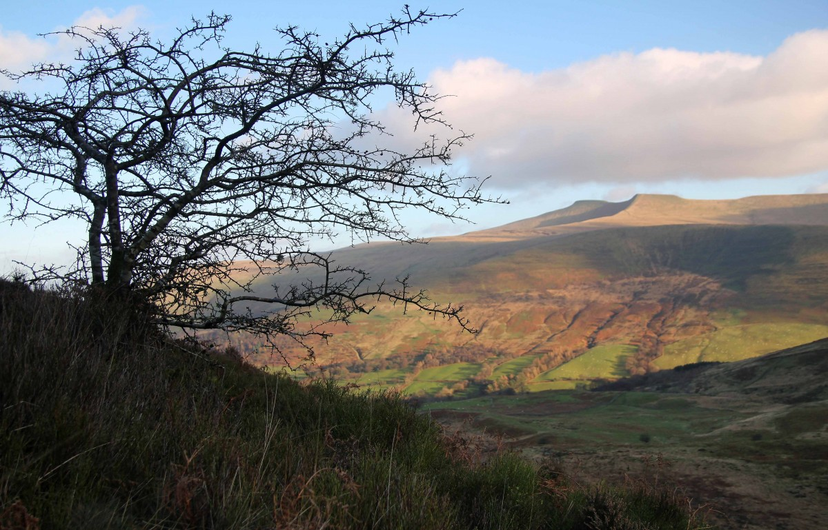Pen-y-Fan, Introduction to Mountain Photography, Develop my mountain photography course