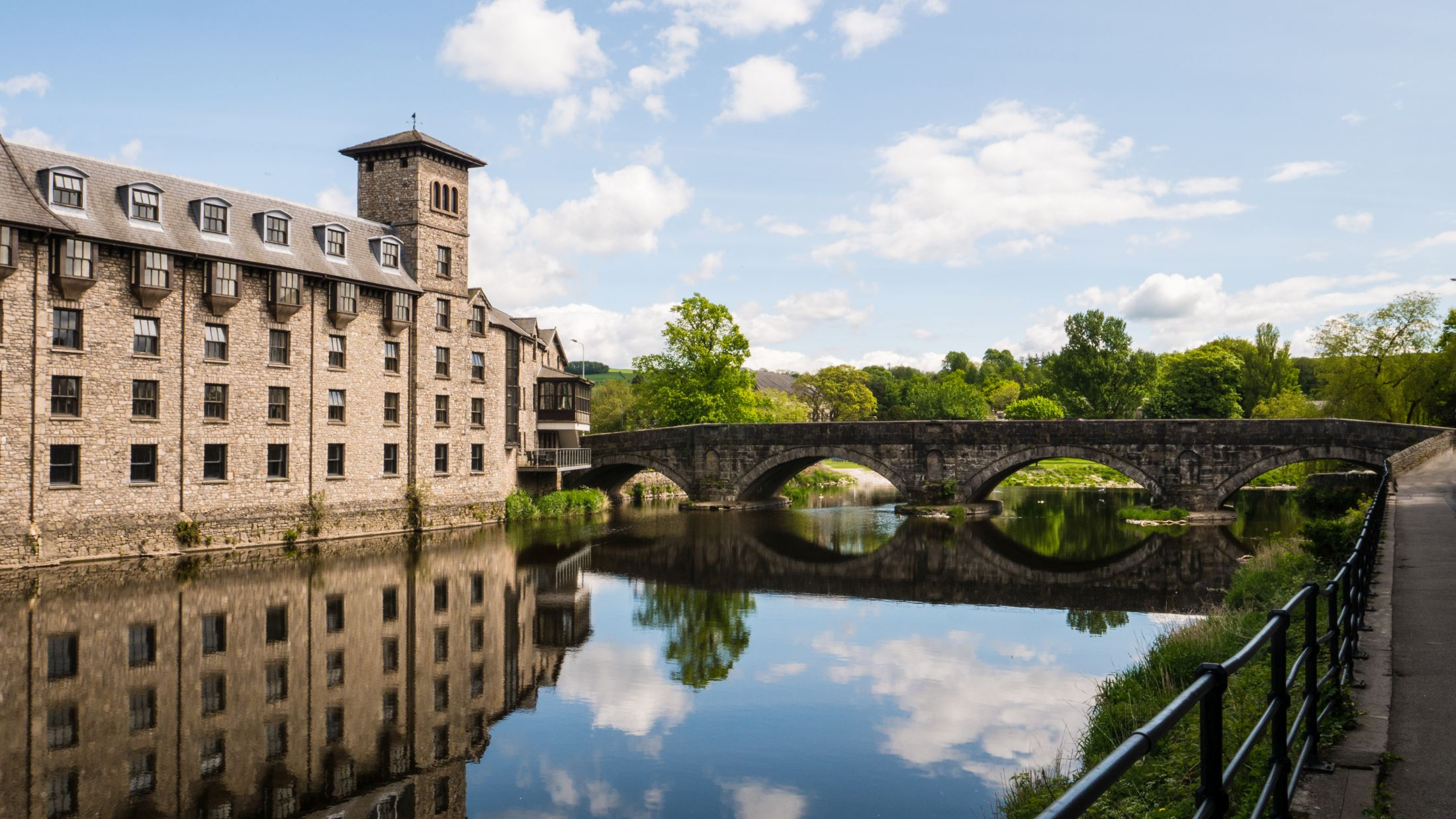 Kendal - an ideal holiday base