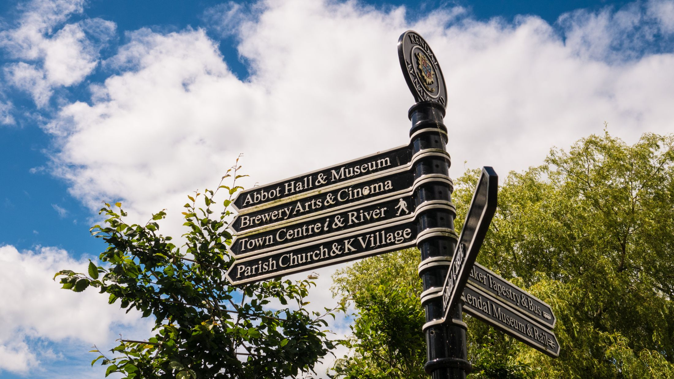 What to do in Kendal - list of activities