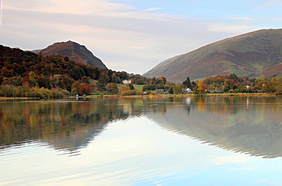 Helm Crag from Grasmere a classice mountain walk in the Lake District. Guided by Mountain Explorer