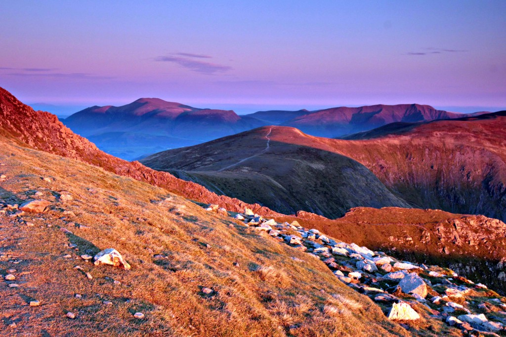 Helvellyn - One of the best walks in the Lake District