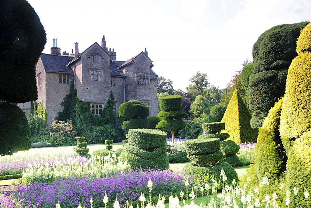 Tales and Legends of the Lake District - The white fawn of Levens Hall
