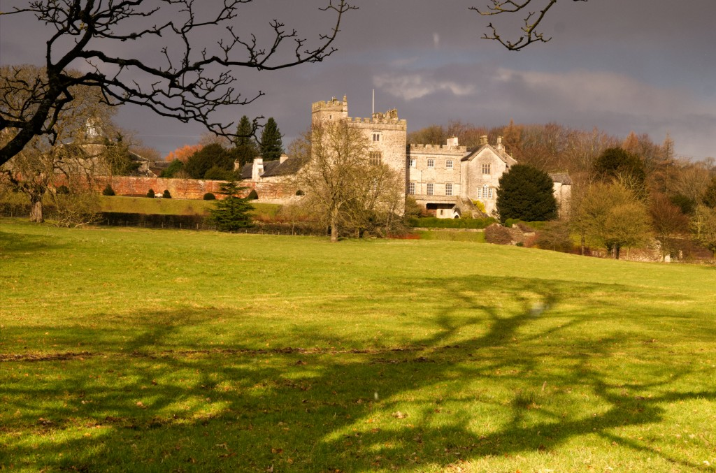 Sizergh Castle - ghosts, tales and legends and other curious stories